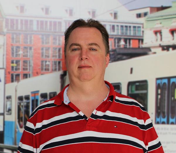 Jerker Grönberg Arbetsledare Entreprenad