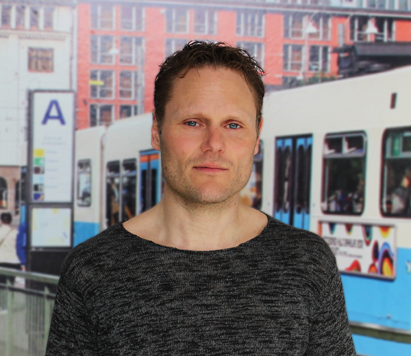 Johan Andersson Arbetsledare Entreprenad
