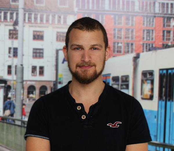 Patrick Antonsson Arbetsledare Service