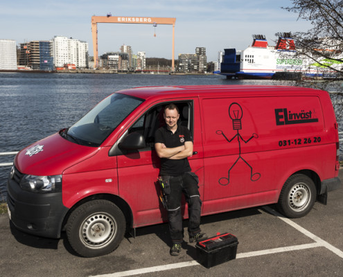 Service elektriker i storgöteborg